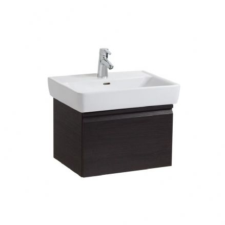 818953 - Laufen Pro 650mm x 480mm Washbasin & Vanity Unit with Internal Drawer - 8.1895.3
